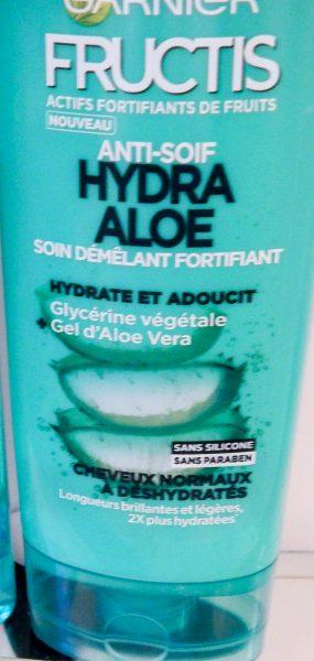 Garnier Fructis Hydra Aloe Anti-Soif
