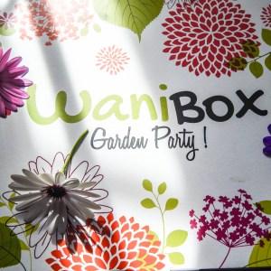 wanibox garden party