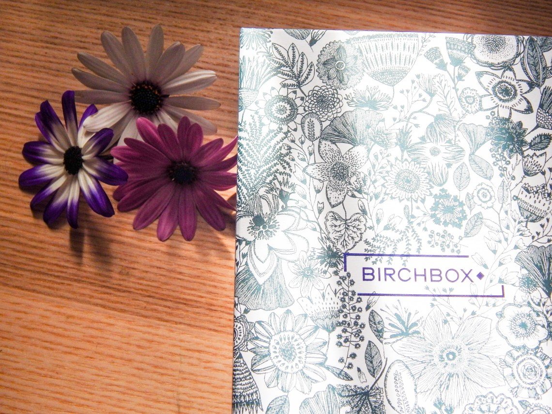birchbox jardin secret avril 2018