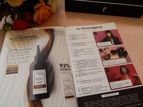 DSCN6490 600x450 - Prescription Lab : la box qui a le vent en poupe ?? (Février 2019 +code promo)
