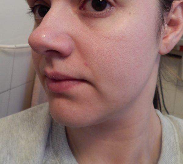 DSCN7136 600x537 - Découverte de la marque Blancrème : masque au charbon et masque au miel