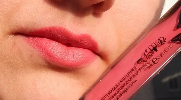 DSCN9045 600x331 - ALL TIGERS, un maquillage grrrrrreen !