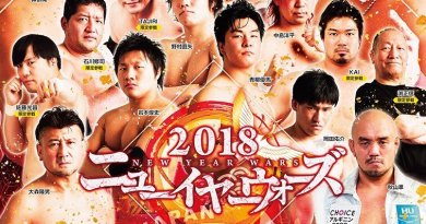 Captain Lou's Review : AJPW New Year Wars (1/2/2018)