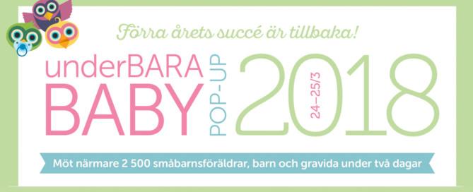 Underbara Baby 2018