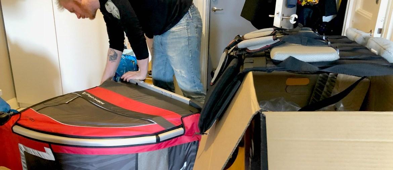 Unboxing Nordic Cab Explorer Header