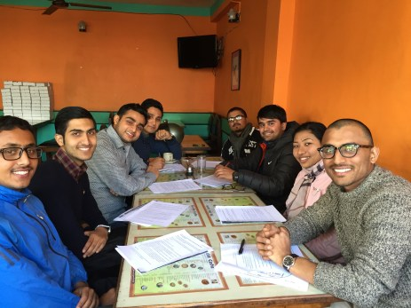 HAPSA-Nepal Initiation Meeting