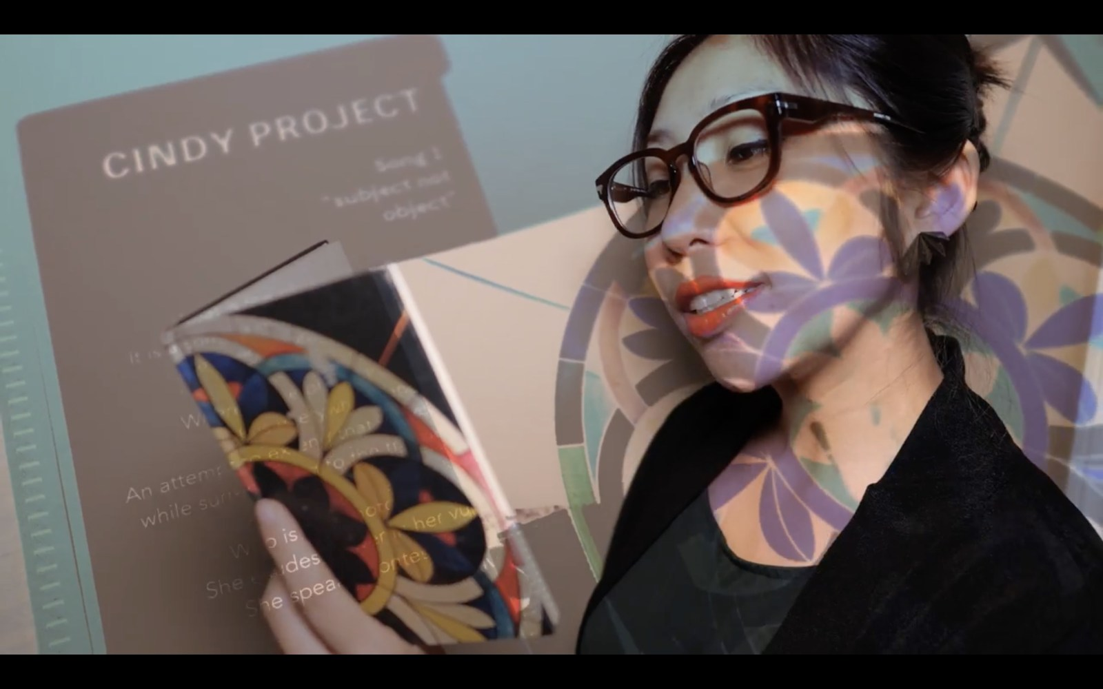 Announcing CINDY PROJECT SONG 1 Art Portfolio