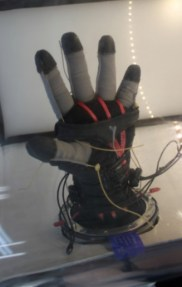 FFD MCP glove prototype. (Credit FFD)