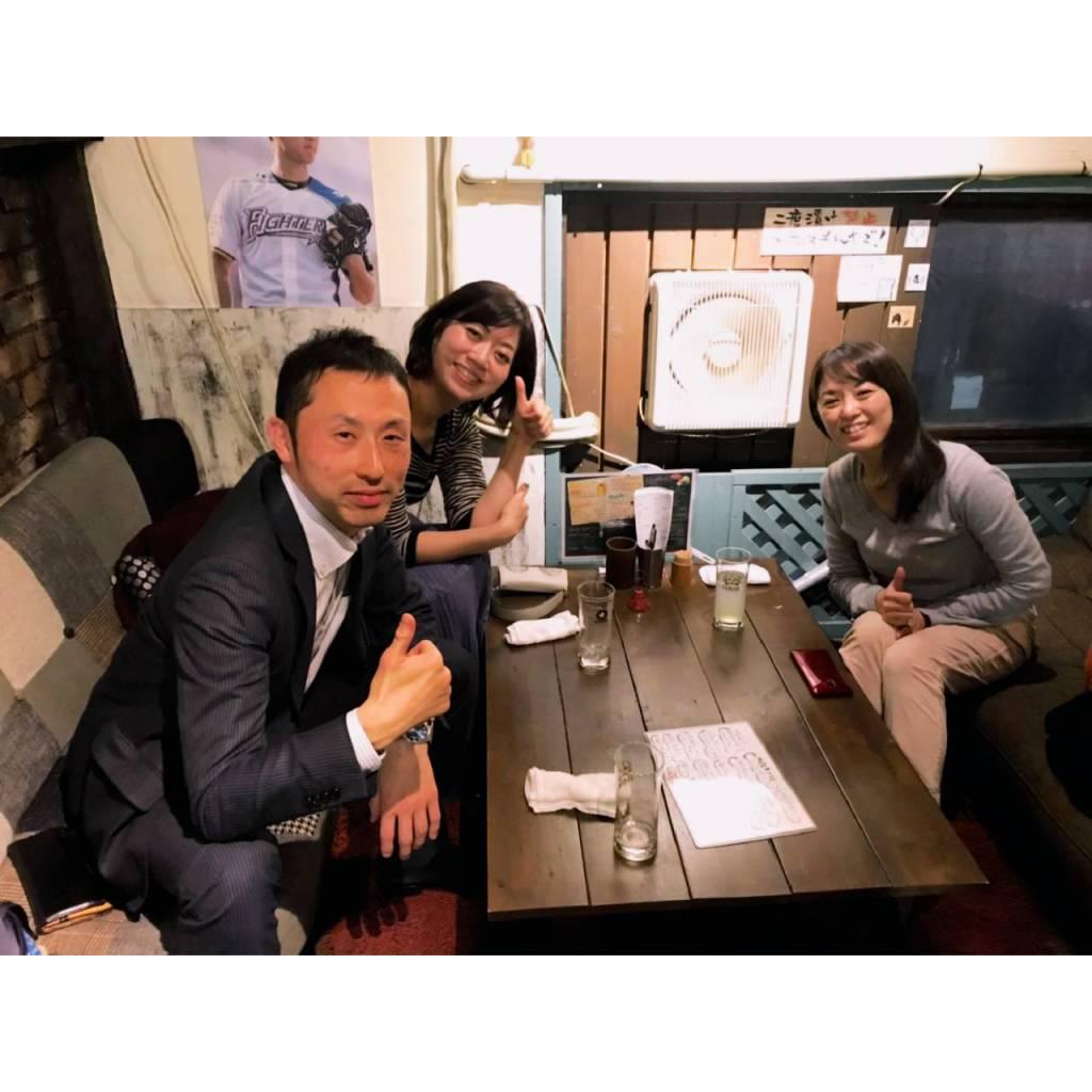 札幌の某大手企業にAIコンサルするキャリア女子と秘密の作戦会議