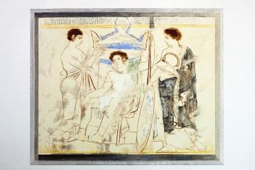 Γιάννης Κεφαλληνός: Δέκα λευκαί λήκυθοι του Μουσείου Αθηνών