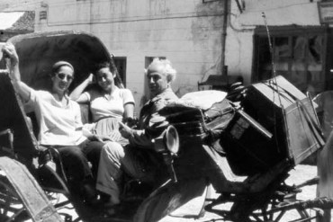 Χρήστος Καπράλος (1909-1993) και Βάσω Κατράκη (1914-1988): Ελεγείες σε πέτρα και μέταλλο»