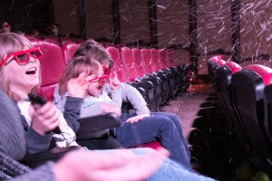 4-D Cinema at Shedd Aquarium, Chicago