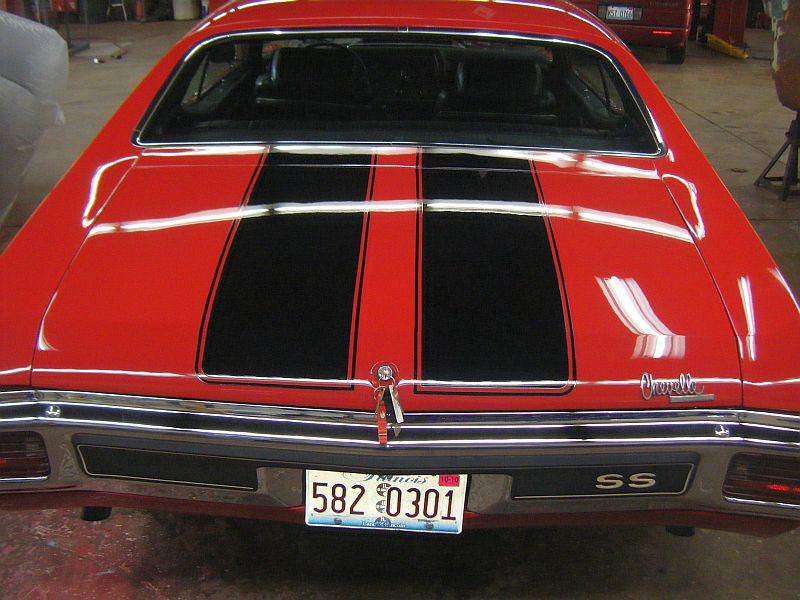 Red and Black Chevelle (4)