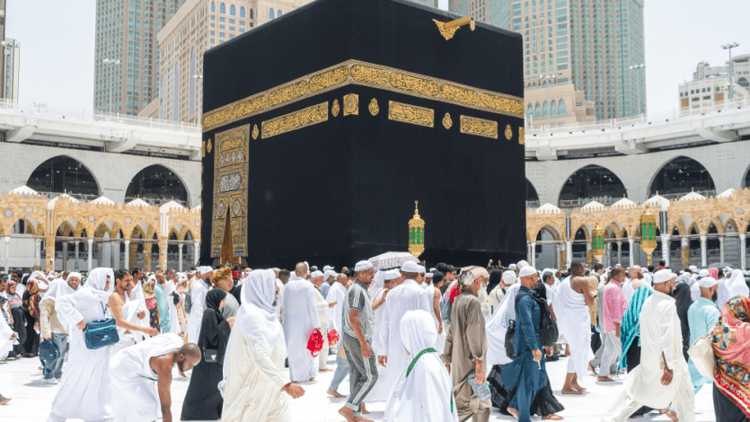 Why do Muslims go to Hajj?