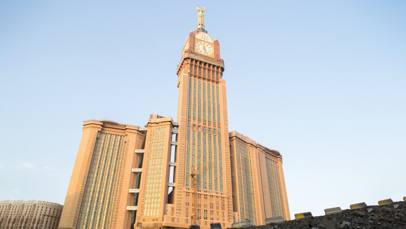 8 facts about Royal Makkah Clock Tower