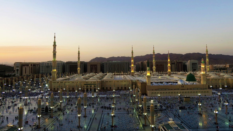 Gates of Masjid al-Nabawi