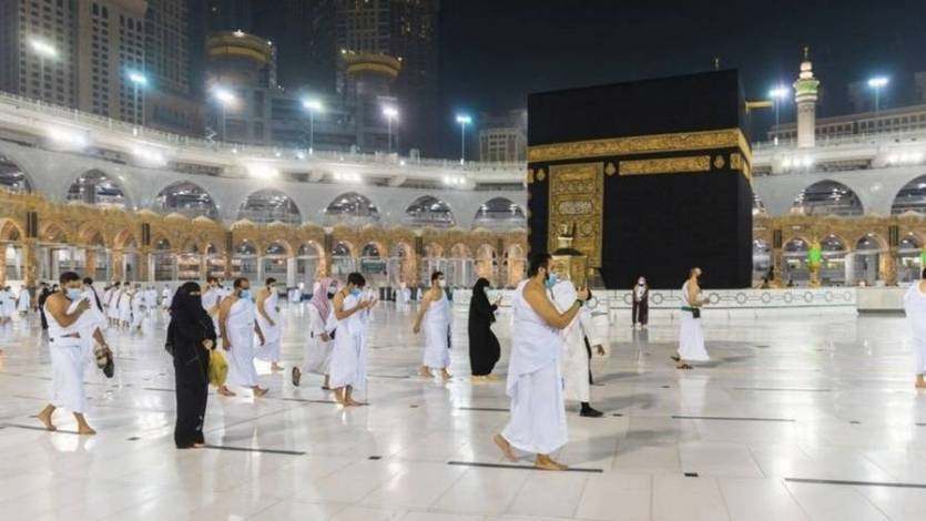 Saudi Arabia to receive foreign pilgrims from Sunday