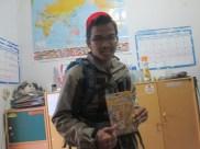 'Gue baca Haram Keliling Dunia'