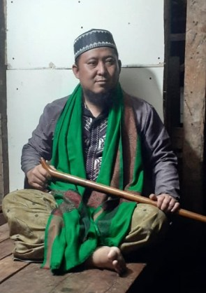 Anggota TDTI asal Tangerang Banten Ipud.