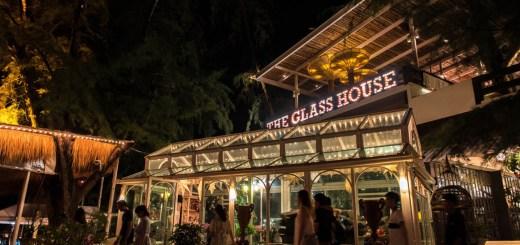 THE GLASS HOUSE BEACHFRONT RESTAURANT & BAR PATTAYA ザ・グラスハウス・ビーチフロントレストラン パタヤ