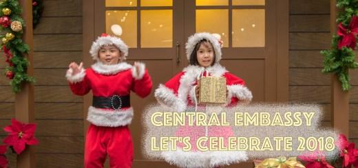 セントラル・エンバシー / Central Embassy 2階