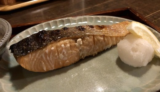 絶品!鮭専門店「しゃけ小島」で夜定食を食べてきました【代田橋】