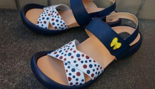 外反母趾に優しいインソールにこだわったリゲッタカヌーの靴