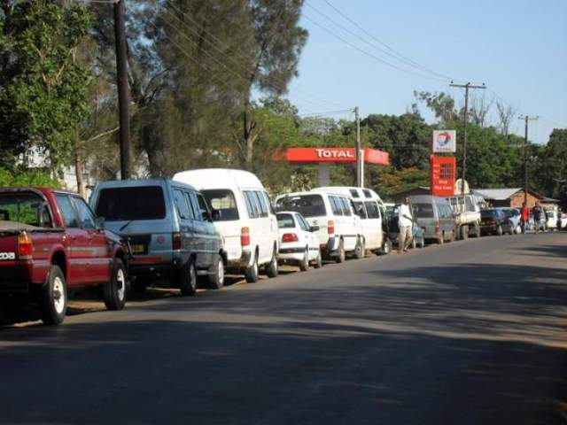 Fuel Problems in Zimbabwe