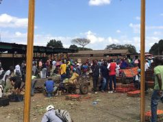 Mbare Musika Reopens During National Lockdown