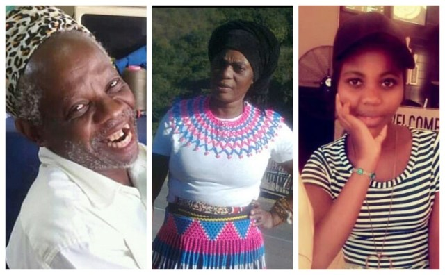 Gobela Vulindlela Hadebe drowned and died when he tried to rescued gobela Qhamukile Molefe and thwasa Nonsikelelo Mbili. Photo: Supplied .