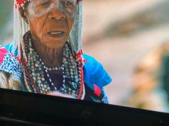 The late Mary Twala makes an appearance on Black Is King.