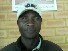 Gunman ... Elliot Chihambakwe has been named as one of the Chivhu gunmen involved in the shooting death of a soldier