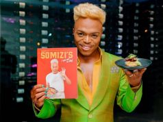 Somizi dishes on new cookbook - and confirms he's opening a restaurant in 2021