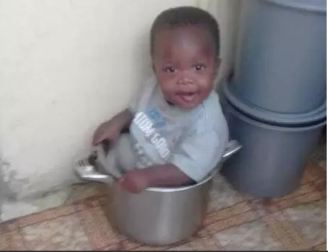 One-year-old Viron Pantry went missing from the New Rest Area yesterday, Kareedouw police discovered his body in a drain on Saturday morning. Image: Supplied