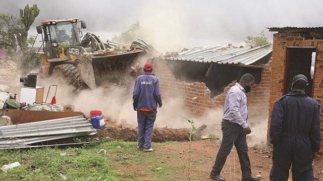 More houses to be demolished