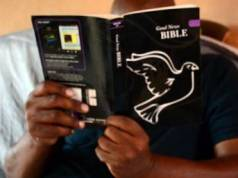 SCAMMED: Doctor says a pastor took his money and left him with nothing but a Bible. Photo by Muntu Nkosi.