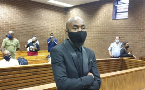 The alleged mastermind behind Tshegofatso Pule's murder and her boyfriend, Nkululeko Ntokozo Shoba, appeared in the Roodepoort Magistrates Court on 22 February 2021. Picture: @NPA_Prosecutes/Twitter