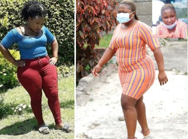 Freedom bid ... Precious Teya will tell the High Court that she had no way of knowing that her client was a 13-year-old boy