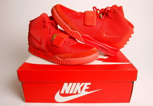 Kanye West's Nike Yeezy 1 Sneakers To Sell For US$1 Million