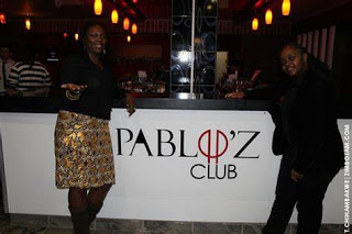 Pabloz was open at the weekend for a party