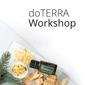 doTERRA Workshop Andrea Bauer Hara Shaitsu AromaTouch