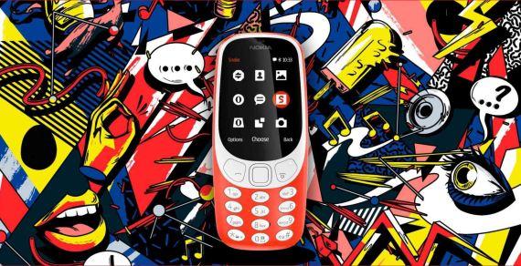 Van aki nem ismeri a jó öreg NOKIA 3310-est?