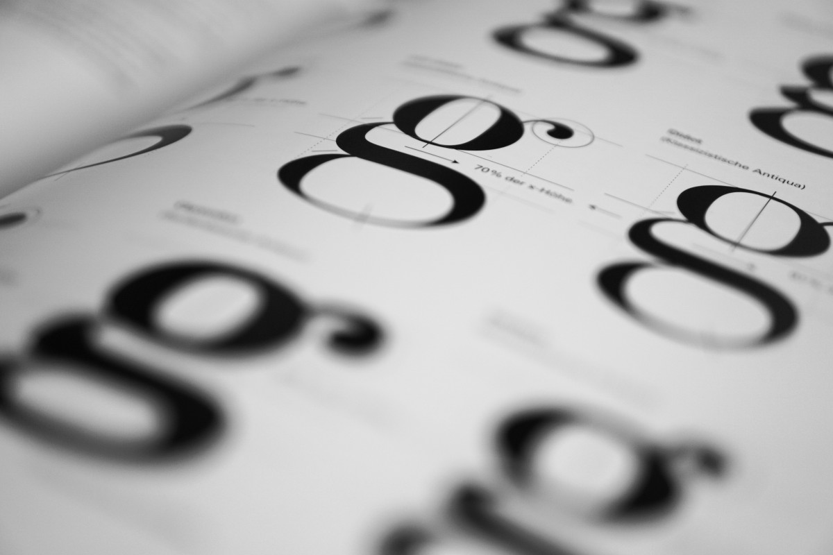 A tipográfia építőelemei