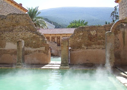 Complexe thermal Hammam Salihine