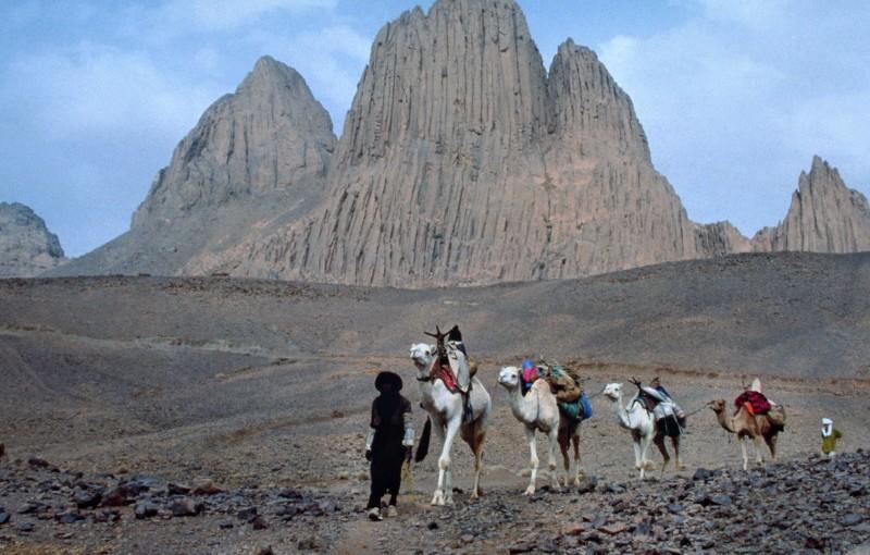 Hoggar Algérie Tamanrasset