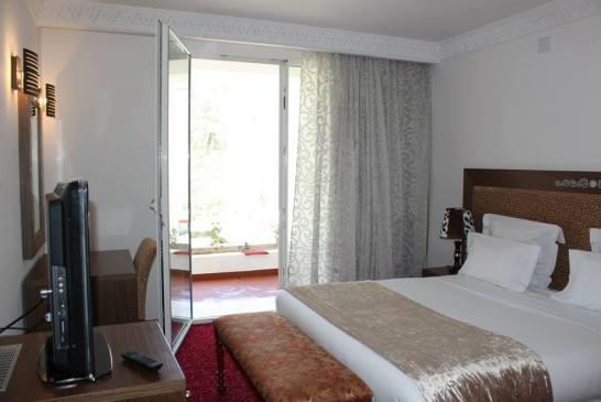 Hotel Le Caid - Bou Saada 4