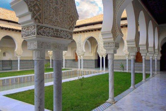 Palais royal du Mechouar 1 - Tlemcen