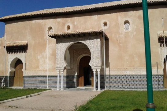Palais royal du Mechouar - Tlemcen