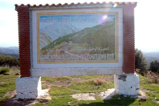 Parc national du Djurdjura - Tikjda