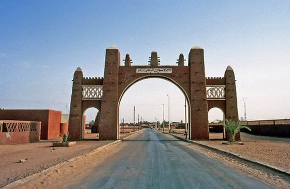 Wilaya dAdrar | Les Wilayas d'Algérie sur le Guide & Annuaire des loisirs, évasion et tourisme Algerie
